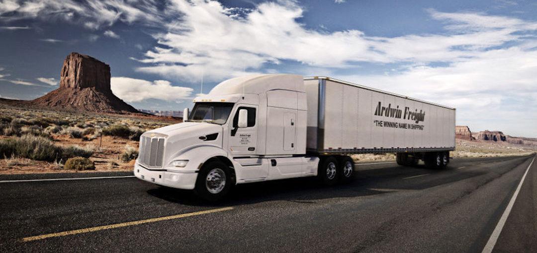 Receivables Insurance Testimonial: Ardwin Freight