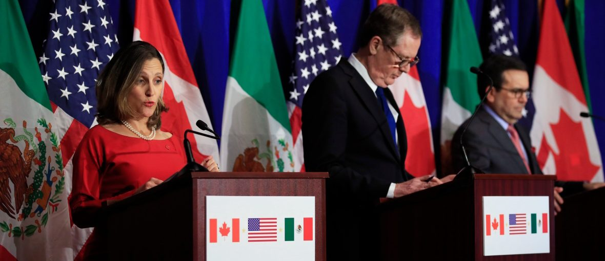 NAFTA Country Report Canada 2018