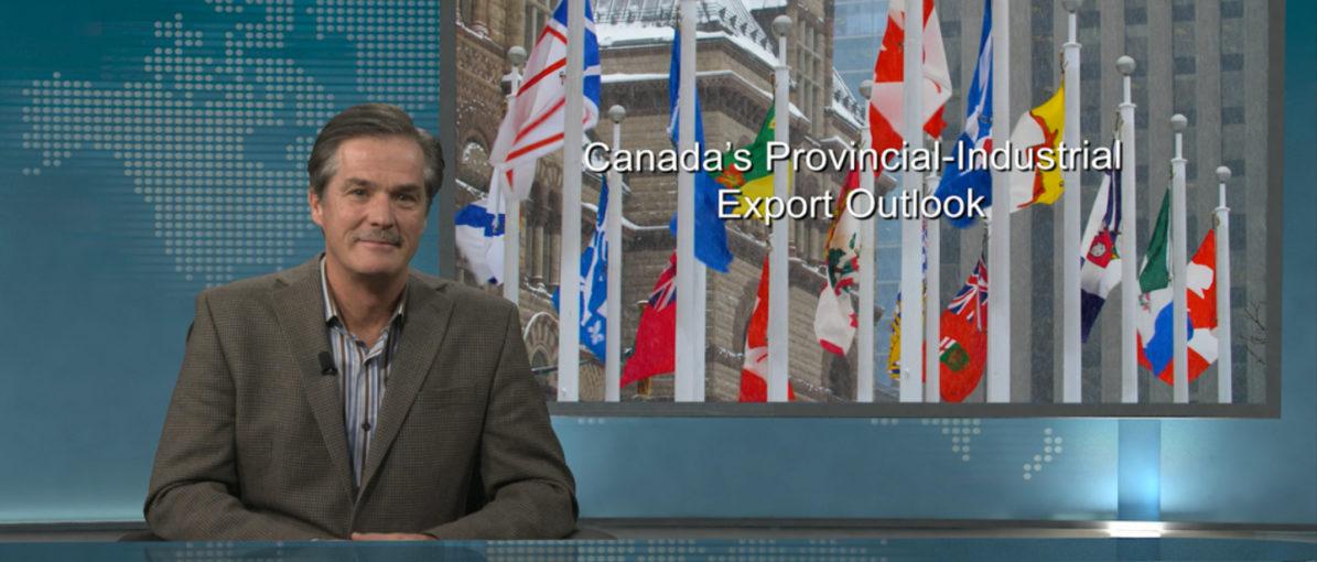 Canada's provincial-industrial export outlook