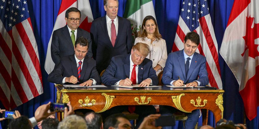 Goodbye NAFTA, hello USMCA