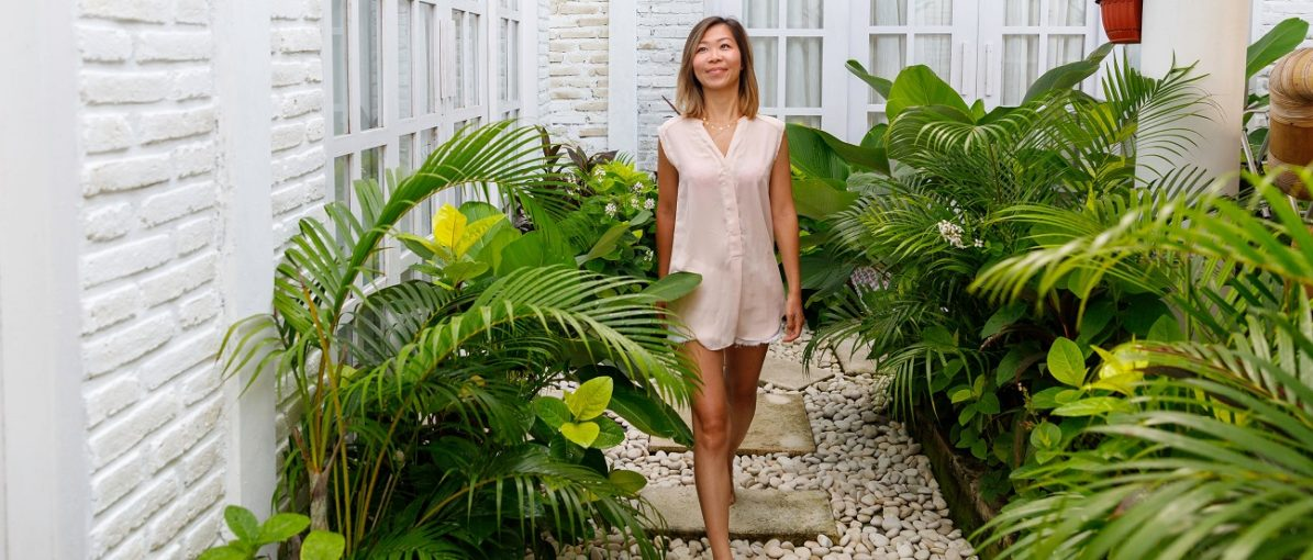 Facing the future headfirst with Joy Yap