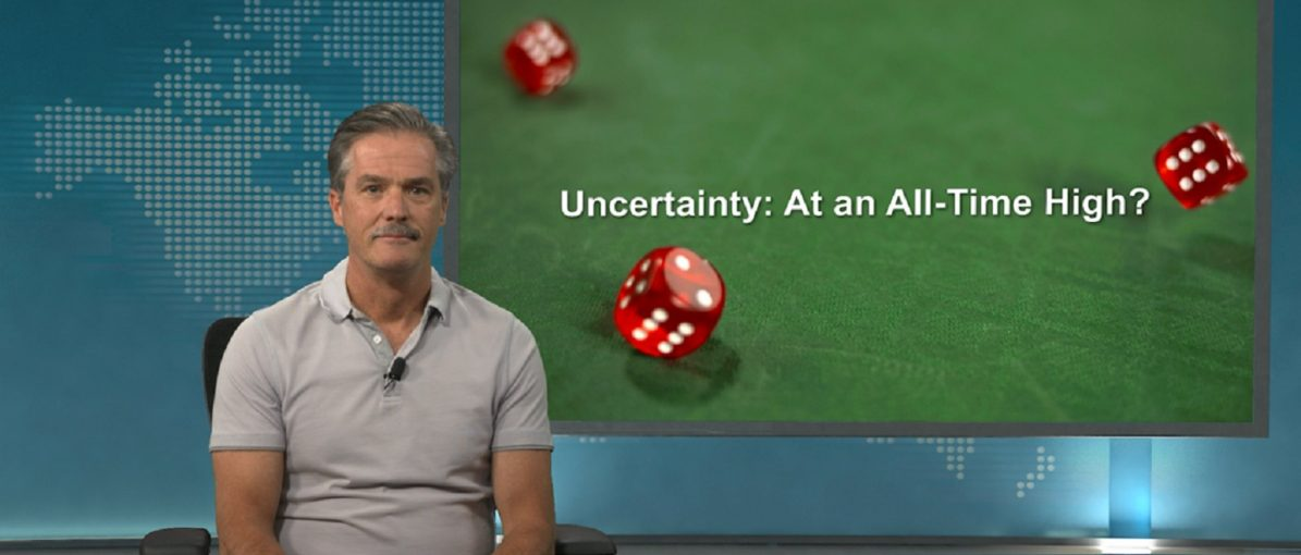 Uncertainty: At an all-time high?