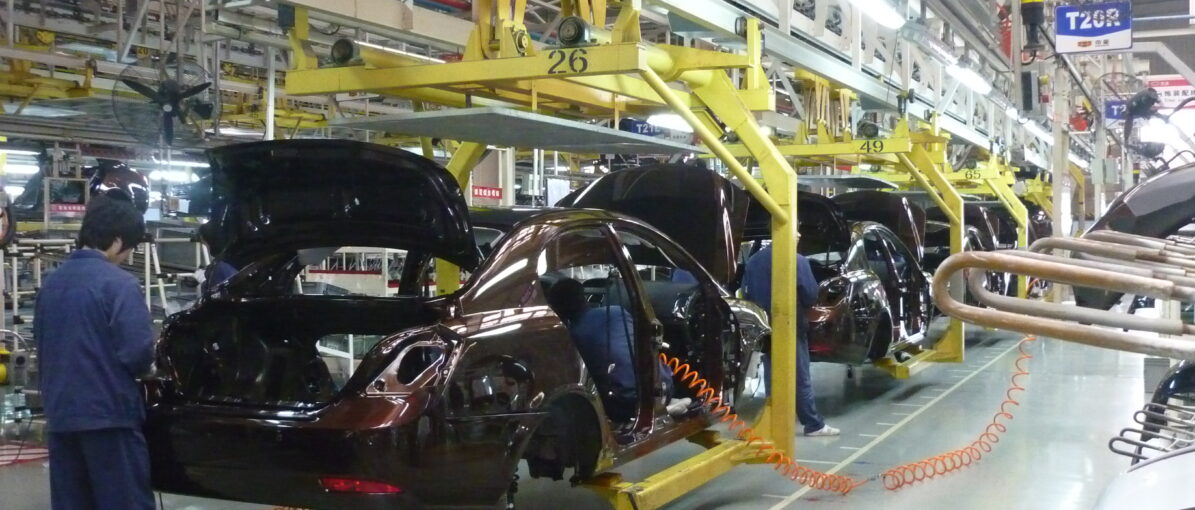 COVID-19 and the auto sector